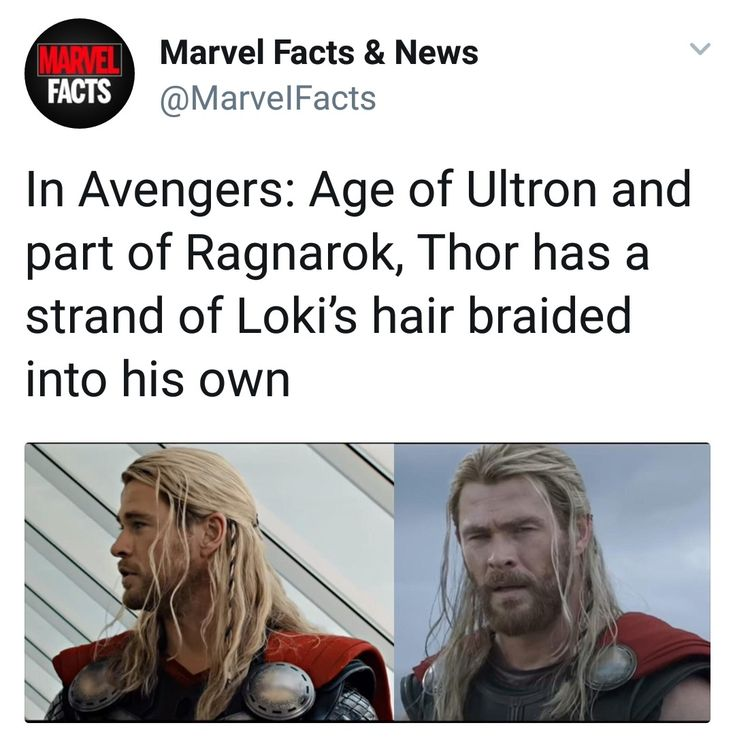 Because he was mourning!!! Thor cares about his brother!!! How difficult is that to get!!