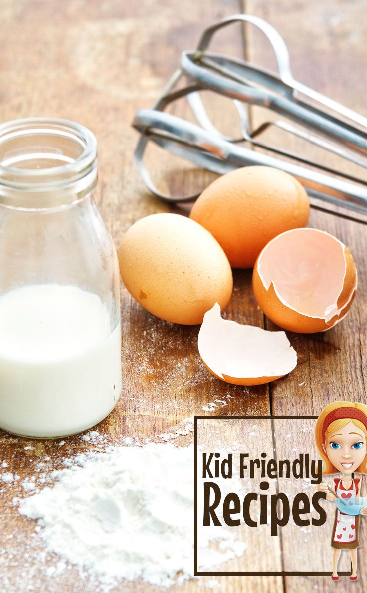 Kid friendly recipes the whole family can enjoy together - pin it for later!