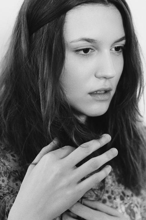 10 Beautiful Black & White Portraits by Bruno Maric