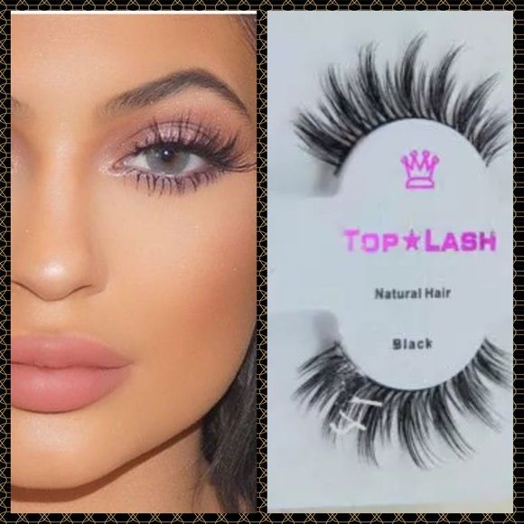 MINK LASHES•NEW GET THE DOLLED UK LOOK WITH MINK FUR LASHES•USE UP TO 30x WITH PROPER CARETHESE LASHES ARE ROCKIN HOT Mink Makeup False Eyelashes