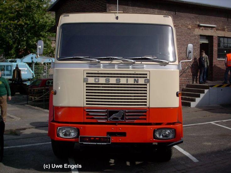 LKW Oldtimer - gesehen April 2007 in Krefeld
