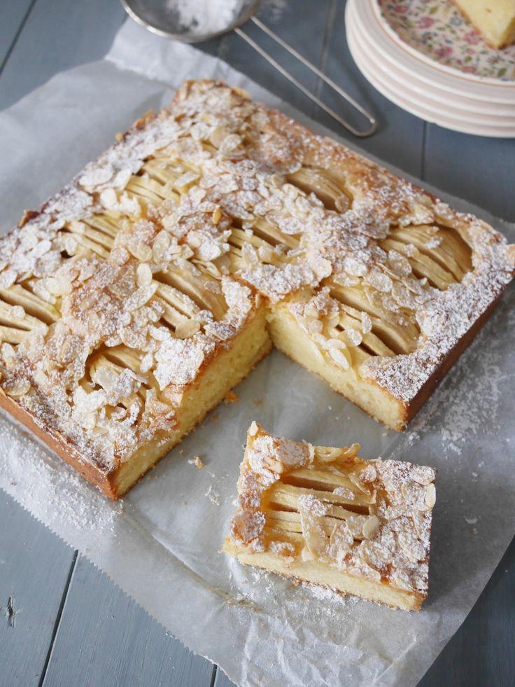 Gâteau aux pommes de Donna Hay