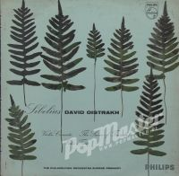 David Oistrakh Sibelius Eugene Ormandy, Philadelphia Orchestra Violin Concerto In D Minor Op. 47 The Swan Of Tuonela / Valse  Philips ABL.3366 Płyty Winylowe Muzyka Klasyczna