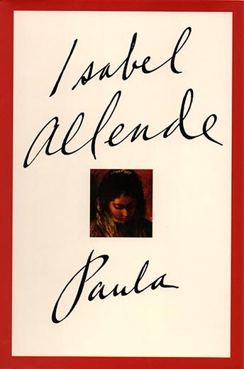 A book that touches your heart. Paula - Isabel Allende