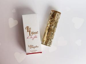 Elle l'aime à la folie, le nouveau parfum de Lolita Lempicka (+concours) ! • Hellocoton.fr   +Lodoesmakeup @Lodoesmakeup