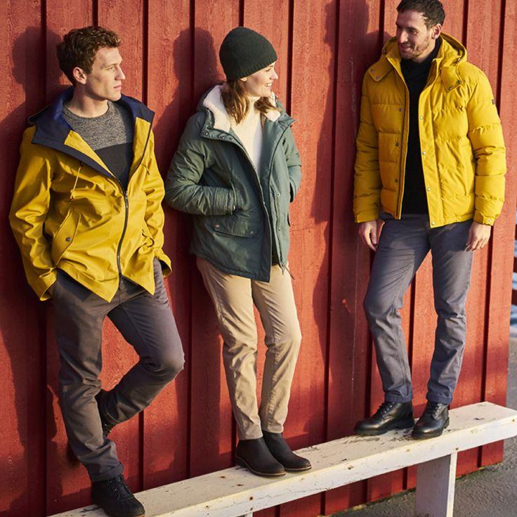 Découvrez des vêtements casual pour l'homme : parkas, vestes, doudounes, blousons, pulls, chemises, pantalons et chaussures. Le vestiaire Aigle idéal à porter au quotidien pour une allure décontractée.