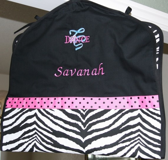 Garment Bag Machine Embroidered Design And Personalization For Dance Cheer Skating Anything You Desire Pinterest Cheerleading