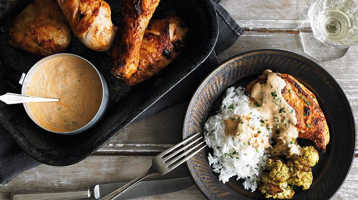 Yeo Valley's Chicken Massala Recipe