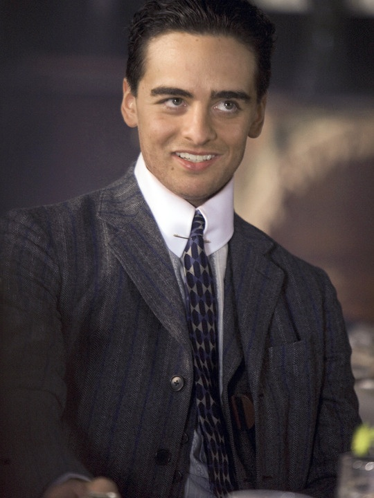 Boardwalk Empire with Vincent Piazza as Lucky Luciano