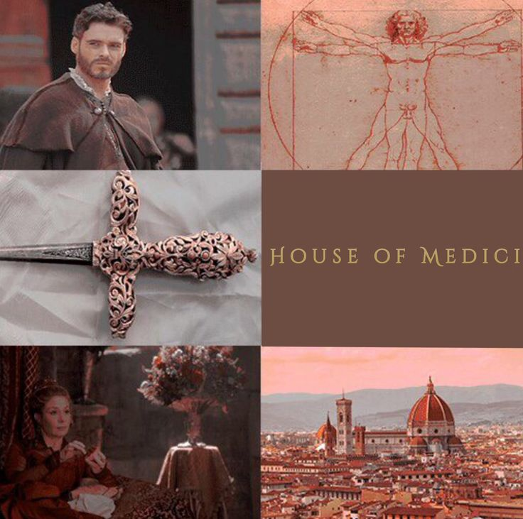 House of Medici aesthetic #Florence #Italy #history
