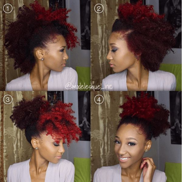 These 4 Gorgeous Styles for Braid Outs are simple and easy to create with limited products