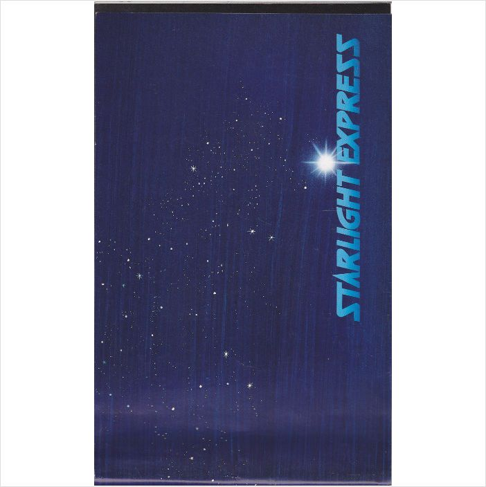 Star light Express programme beleived to be from 1980'S with Gary Love on eBid United Kingdom