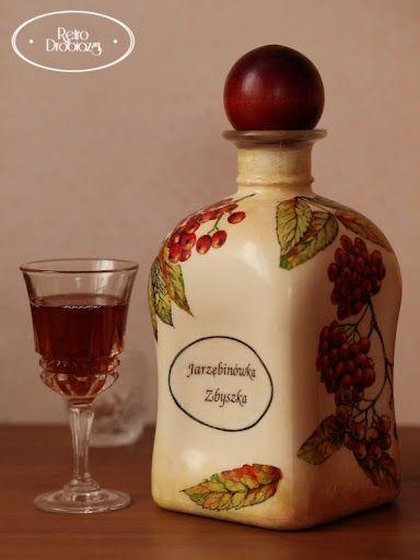 butelka na nalewkę decoupage 2 (384x512, 44Kb)