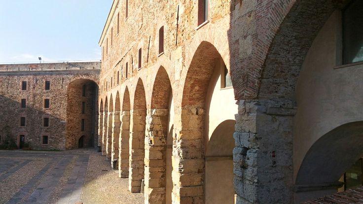 Fortezza del Priamar Savona Italy