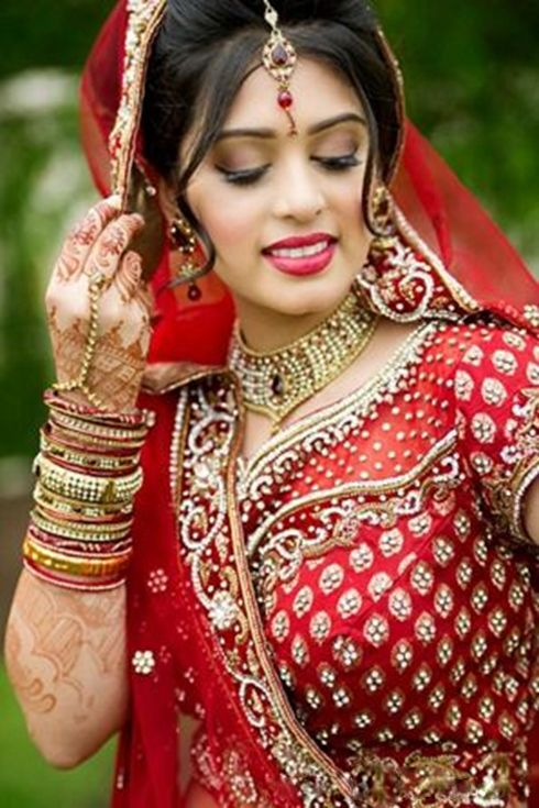 335 best images about wedding hairstyles indian by