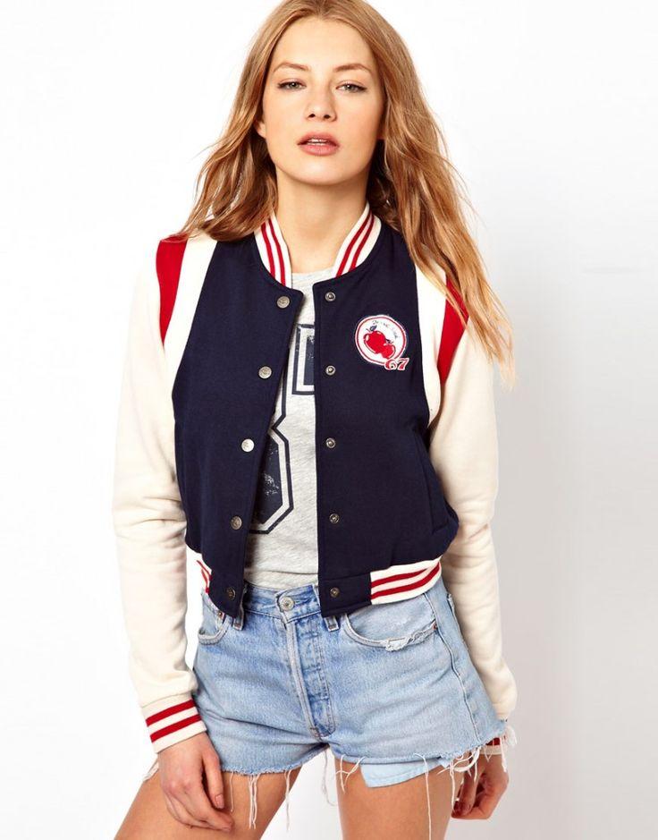 Womens Varsity Jacket 4