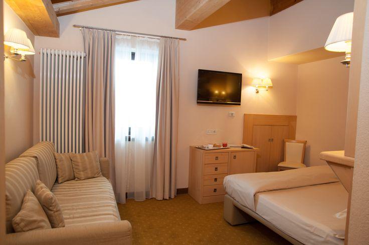 Dalla sistemazione più semplice a quella più ricercata, tutte le nostre camere sono state pensate con lo stesso obiettivo: rendere il vostro soggiorno unico