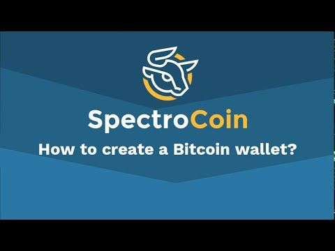 How to create a Bitcoin wallet online? #bitcoin #blockchain #btc #cryptocurrency