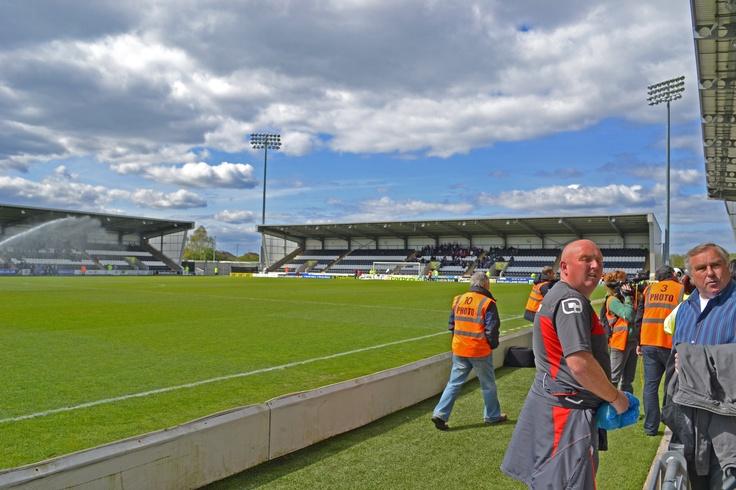 St.Mirren FC, St.Mirren Park, 05/05/2012