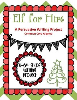 christmas persuasive writing prompts