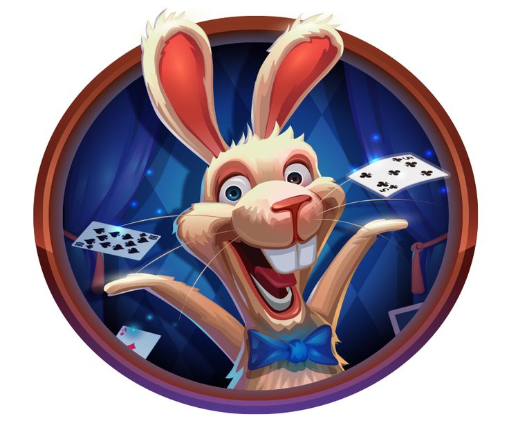 Pull a rabbit in the hat in the magic-themed video slot and you could win big!