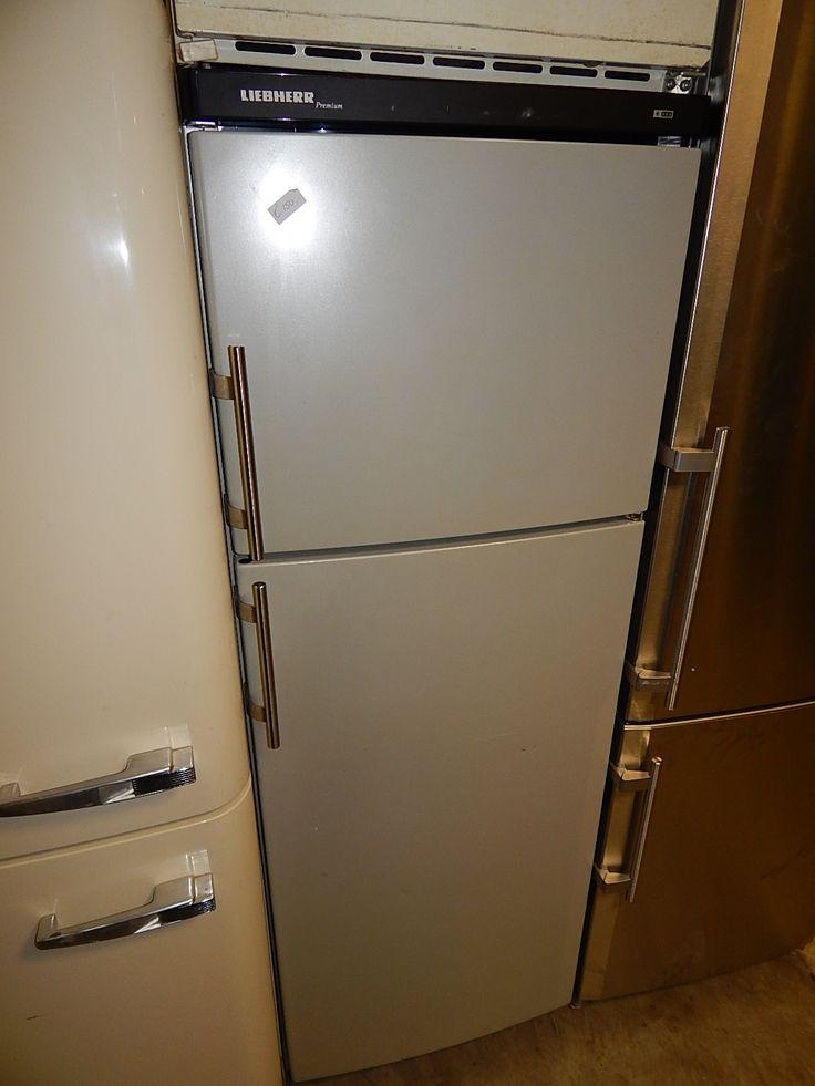 Deze grijze Liebherr koelkast kunt u nu voor weinig geld op de kop tikken. Dit is een koelkast voor de liefhebber van het topmerk Liebherr.