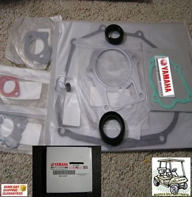 YAMAHA GOLF CART ENGINE REBUILD KIT FITS G14 JN5 RINGS,GASKETS & SEALS – forklift parts and accessories