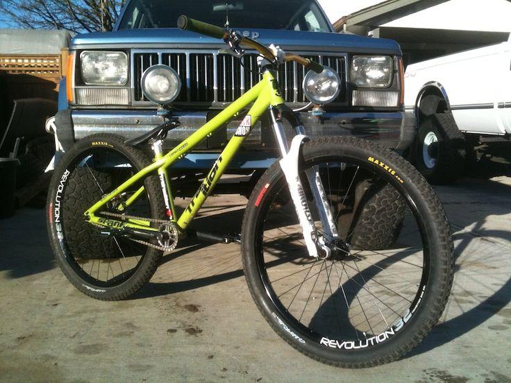 256 Best Bikes Images On Pinterest Dirt Jumper Biking And