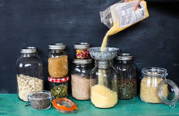 Inspiration to Spring Clean the Pantry | Simple Bites