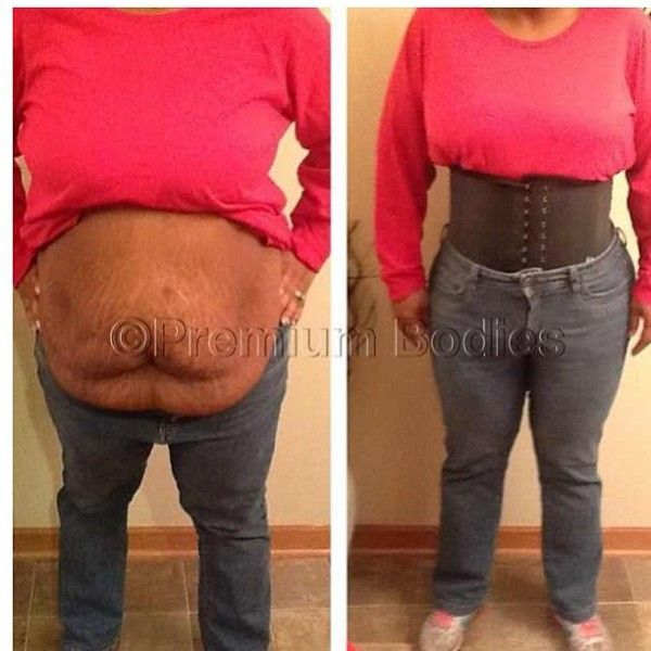 176 best real people wearing waist trainers & body shapers images
