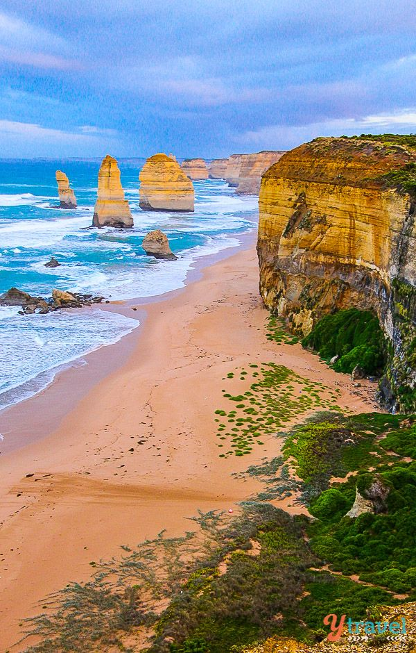 See the 12 Apostles along the Great Ocean Road. Check out these Australia travel tips for suggested itineraries and city guides plus tips on accommodation, road trips, national parks, beaches, and much more to help you travel to Australia!