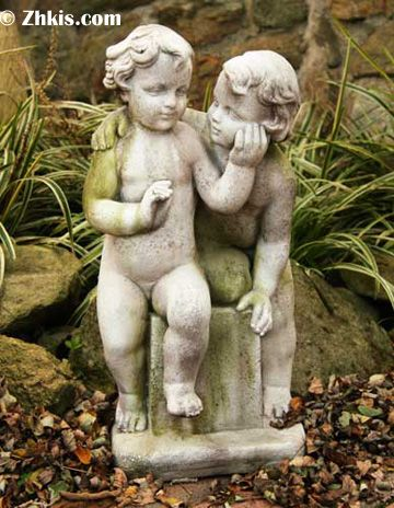 17 Best 1000 images about Statues of Children on Pinterest Gardens