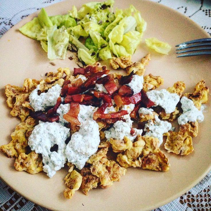 Sós paleo császármorzsa (gluténmentes, tejmentes, szénhidrátcsökkentett)