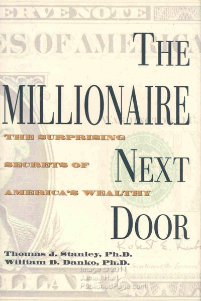 Bookshelf: 5 Personal Finance Books You Need to Read in Your 20s | The Millionaire Next Door: The Surprising Secrets of America's Wealthy