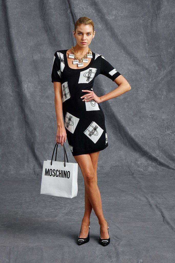 #MOSCHINO #Resort #Collection 2016 #Fashion #designers #Dress #Smart