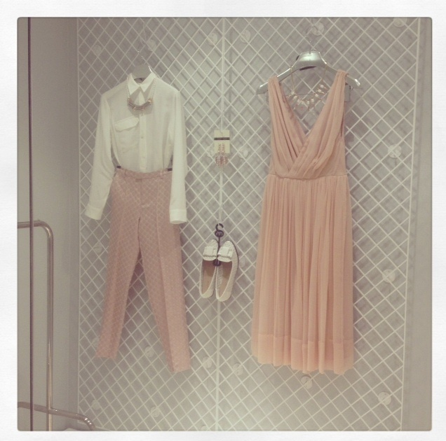 Dreamy pastel outfits to work it at that summer event. #personalshopping #summer…