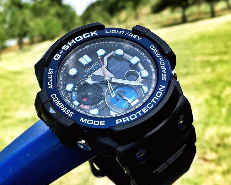 G-Shock Gulfmaster GN-1000B-1AER