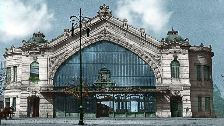 Estacion Pirque 1914