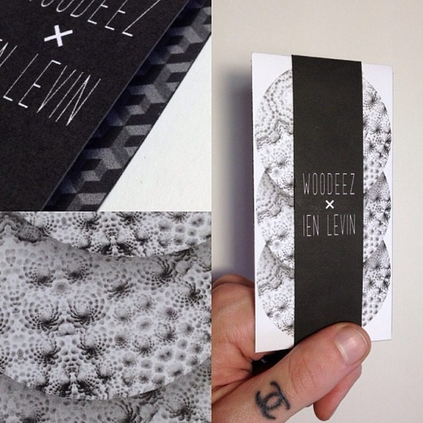 Collaboration with Woodeez. iPhone cases and packaging. by Ien Levin, via Behance