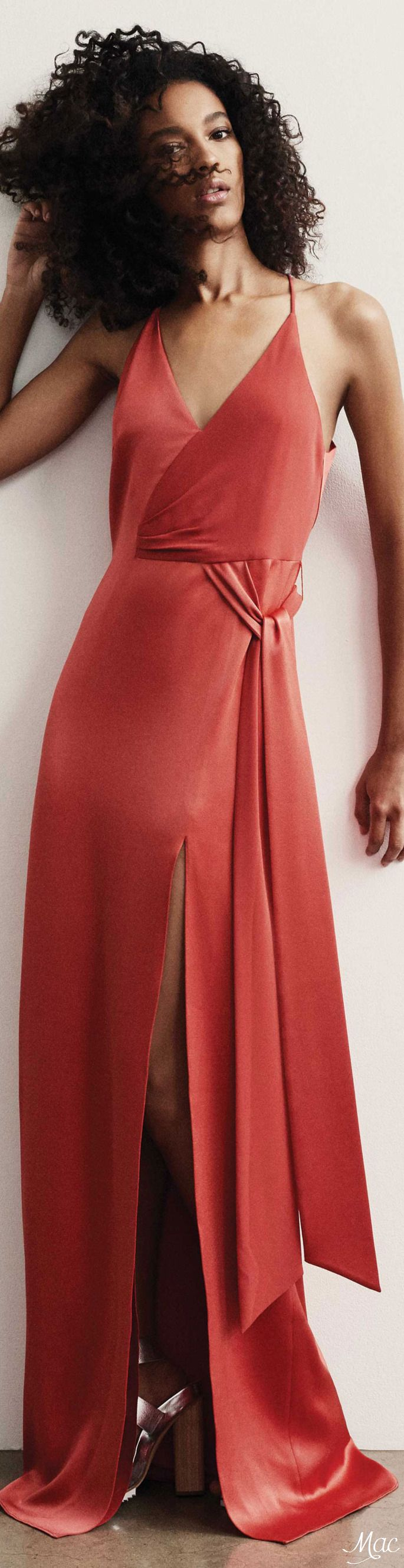 Spring 2017 Ready-to-Wear Halston Heritage