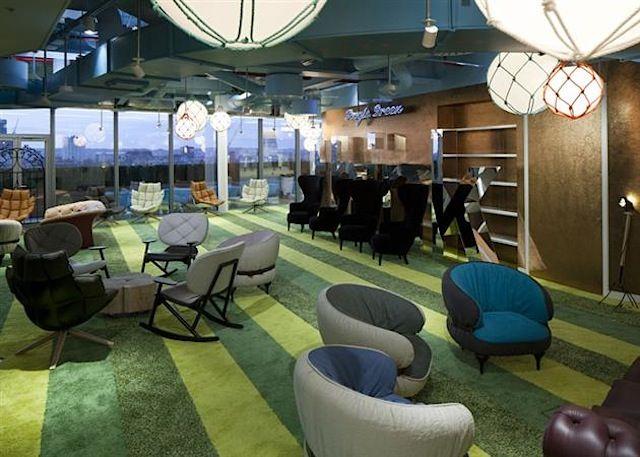 Die besten 25+ Mitarbeiterraum Ideen auf Pinterest - interieur design neuen super google zentrale