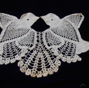 Antique Crocheted Birds