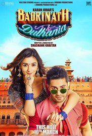 I'm watching [Badrinath Ki Dulhania] on BeeMovie, come and take a look! http://api.beemovieapp.com/in/detail/Badrinath_Ki_Dulhania