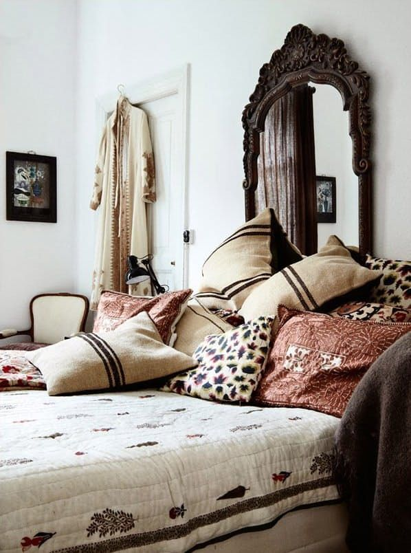 1000 ideas about Bohemian Bedrooms – Bohemian Inspired Bedroom