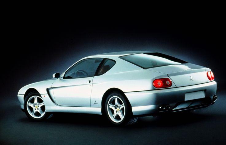 Ferrari 456 GTA '1998