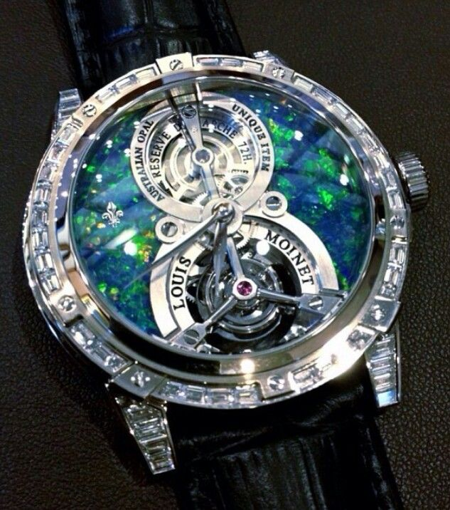 39 best images about louis moinet on pinterest mars formula one and australian opal for Louis moinet watch