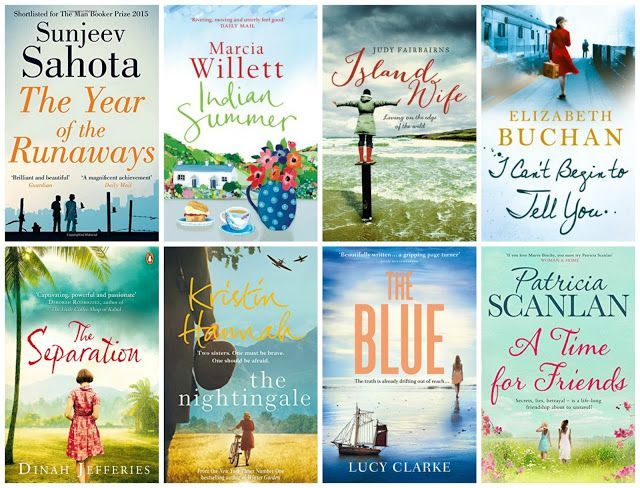 With Love for Books: 8 Wonderful Books Giveaway