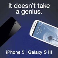 Perbandingan Performa iPhone 5 dan Samsung Galaxy S3