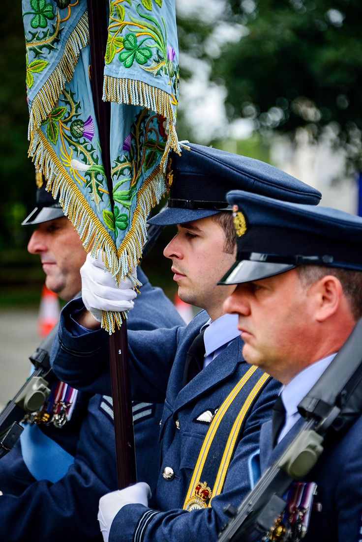 Freedom of the Island for the RAF