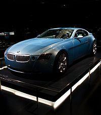 BMW Z9 - Wikipedia, the free encyclopedia